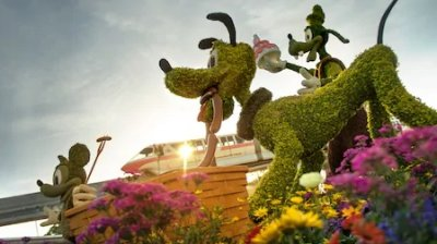 2020 Epcot International Flower & Garden Festival